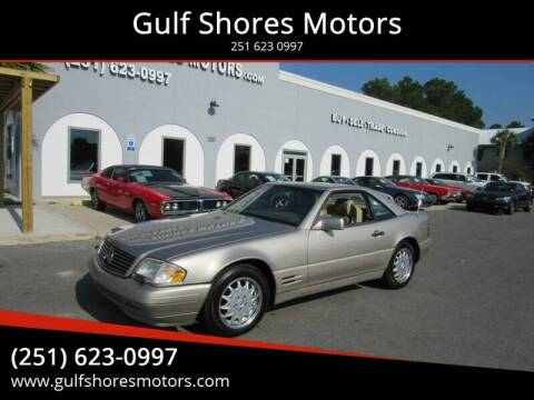 1996 Mercedes-Benz SL-Class for sale at Gulf Shores Motors in Gulf Shores AL