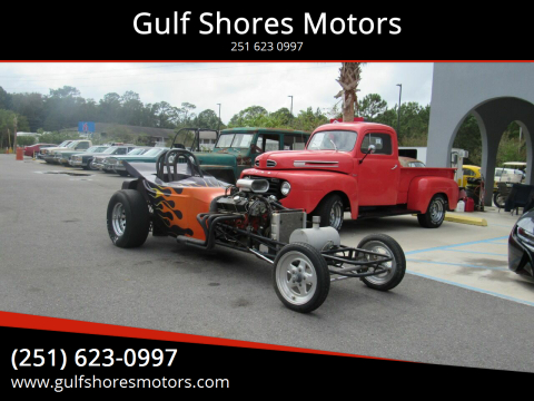 Race Car T Bucket for sale at Gulf Shores Motors in Gulf Shores AL