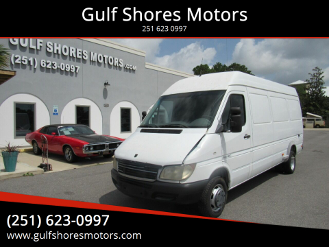 2004 Dodge Sprinter Cargo for sale at Gulf Shores Motors in Gulf Shores AL