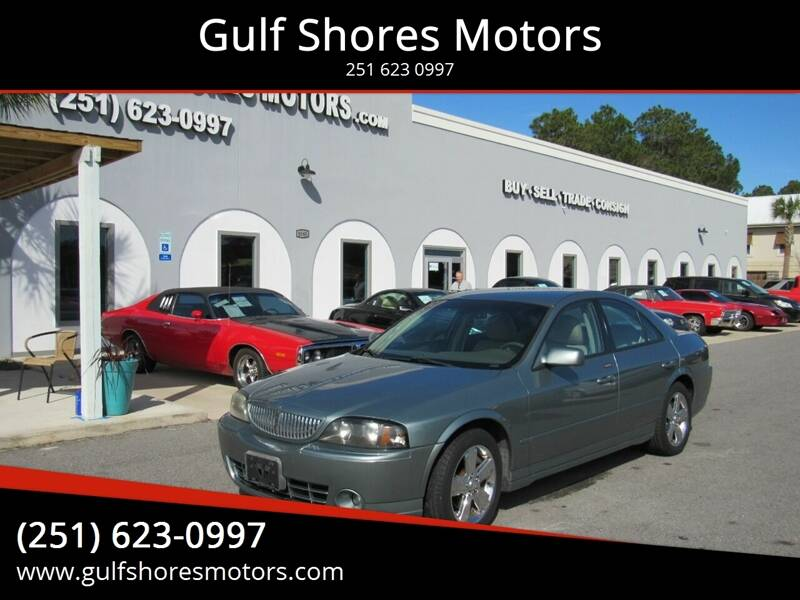 2006 Lincoln LS for sale at Gulf Shores Motors in Gulf Shores AL
