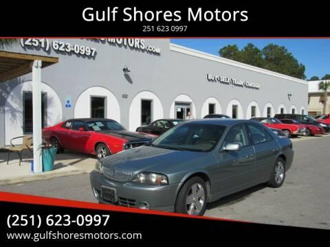 2006 Lincoln LS for sale at Gulf Shores Motors in Gulf Shores AL