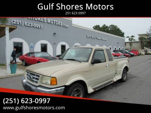 2002 Ford Ranger for sale at Gulf Shores Motors in Gulf Shores AL