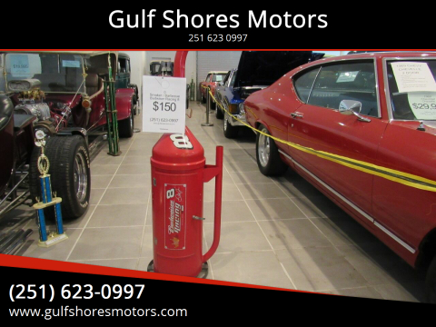 Smoker?Barbecue mashine Budwiser Racing 8 for sale at Gulf Shores Motors in Gulf Shores AL