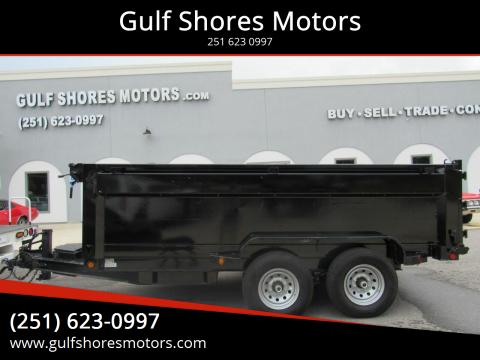 2019 UTLO DUMP TRAILER for sale at Gulf Shores Motors in Gulf Shores AL