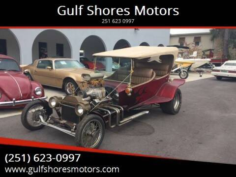 1923 Ford Touring for sale at Gulf Shores Motors - Highway 59 Automart in Robertsdale AL