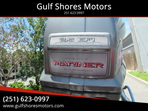 1997 Mariner 2.5 for sale at Gulf Shores Motors in Gulf Shores AL