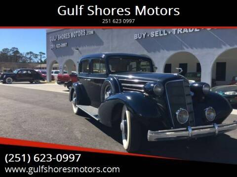 1935 Cadillac Fleetwood for sale at Gulf Shores Motors in Gulf Shores AL