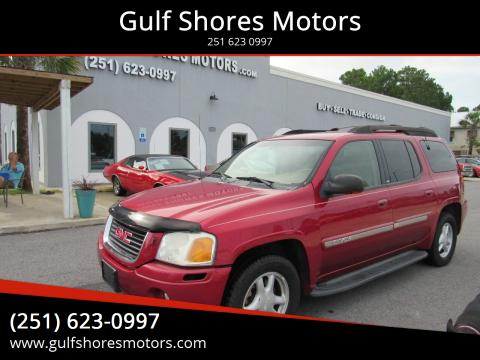 2003 GMC Envoy XL for sale at Gulf Shores Motors in Gulf Shores AL