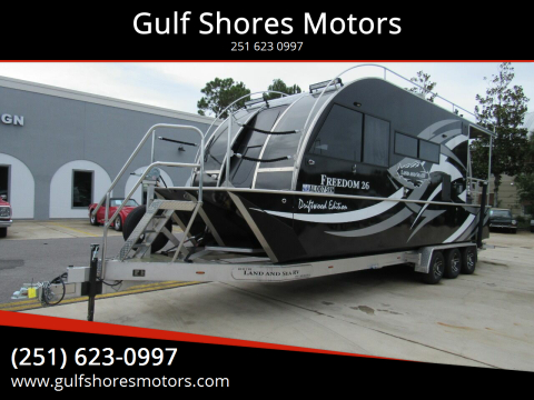2019 Land and Sea Freedom 26 for sale at Gulf Shores Motors in Gulf Shores AL