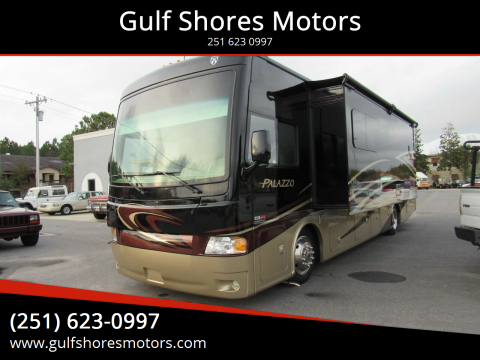 2016 Thor Industries Palazzo 35.1 for sale at Gulf Shores Motors in Gulf Shores AL
