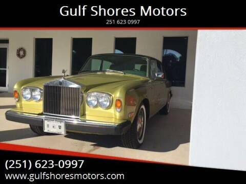 1977 Rolls-Royce Wraith for sale at Gulf Shores Motors in Gulf Shores AL