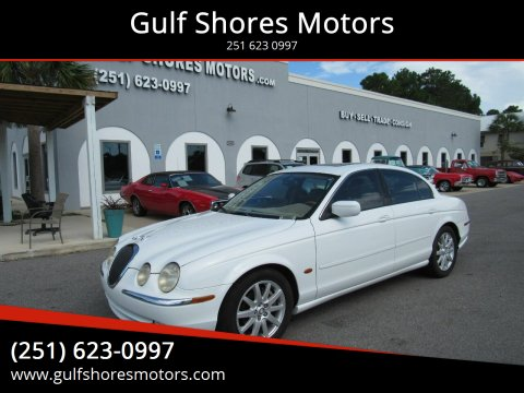 2000 Jaguar S-Type for sale at Gulf Shores Motors in Gulf Shores AL