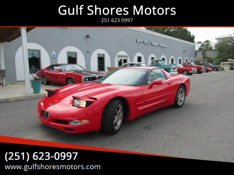 2000 Chevrolet Corvette for sale at Gulf Shores Motors in Gulf Shores AL