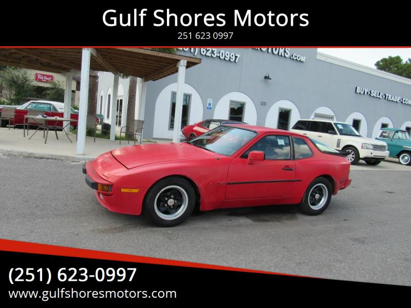 1983 Porsche 944 for sale at Gulf Shores Motors in Gulf Shores AL