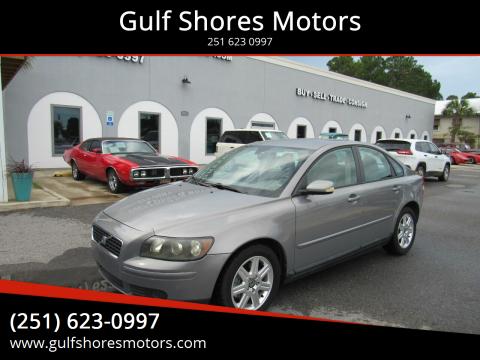 2004 Volvo S40 for sale at Gulf Shores Motors in Gulf Shores AL