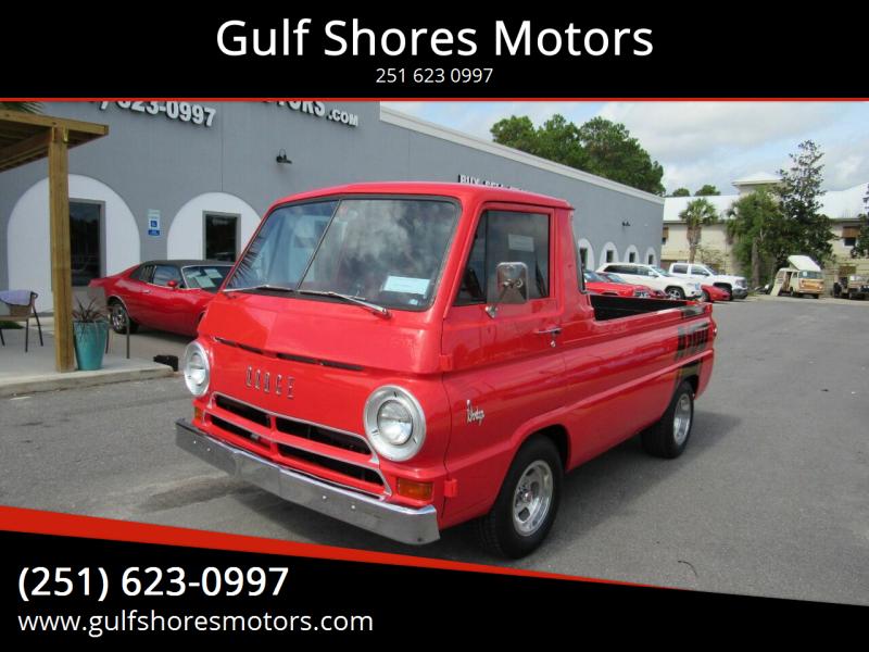 1965 Dodge A100 for sale at Gulf Shores Motors in Gulf Shores AL