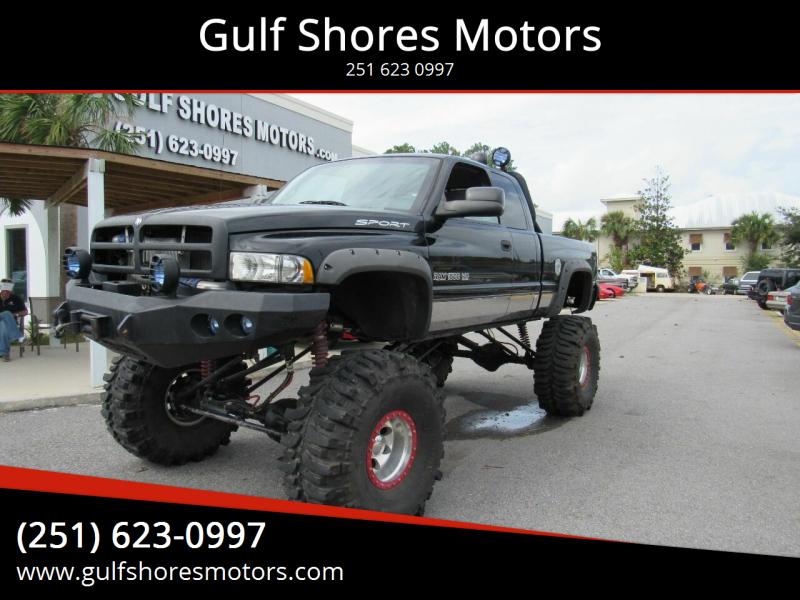 1999 Dodge Ram Pickup 1500 for sale at Gulf Shores Motors in Gulf Shores AL