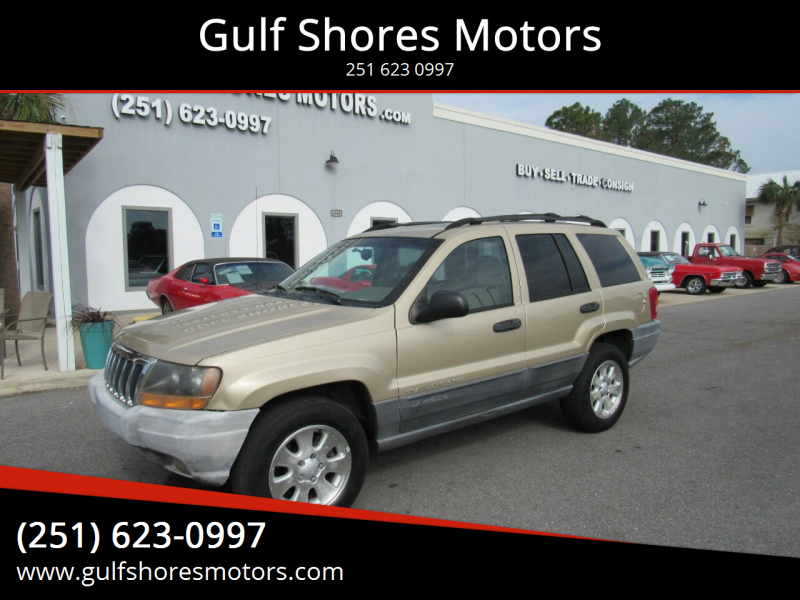 2001 Jeep Grand Cherokee for sale at Gulf Shores Motors in Gulf Shores AL