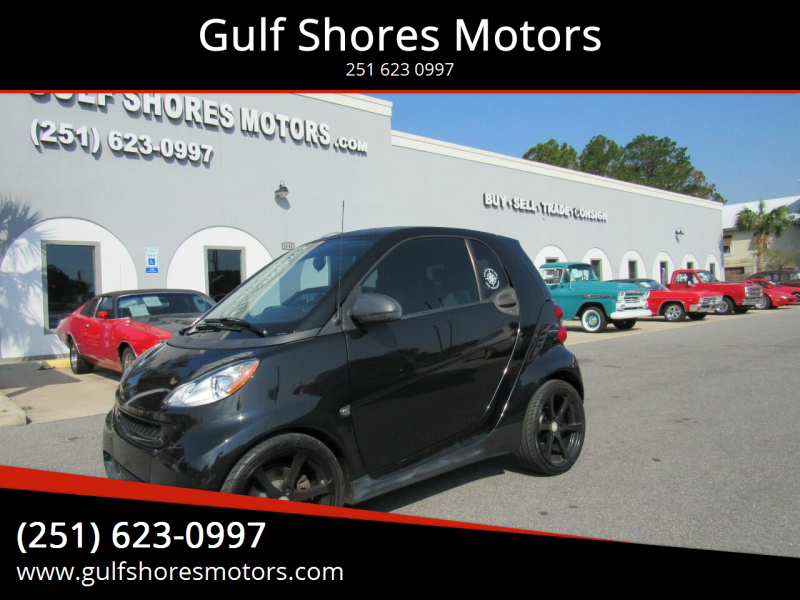 2012 Smart fortwo for sale at Gulf Shores Motors in Gulf Shores AL