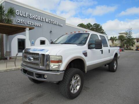 2008 Ford F-250 Super Duty for sale at Gulf Shores Motors in Gulf Shores AL