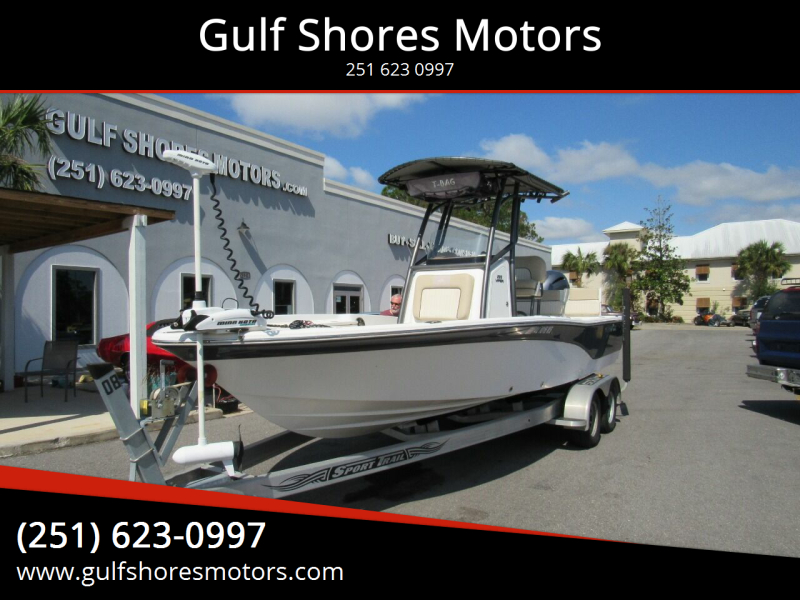 2015 SeaFox 220 Viper for sale at Gulf Shores Motors in Gulf Shores AL