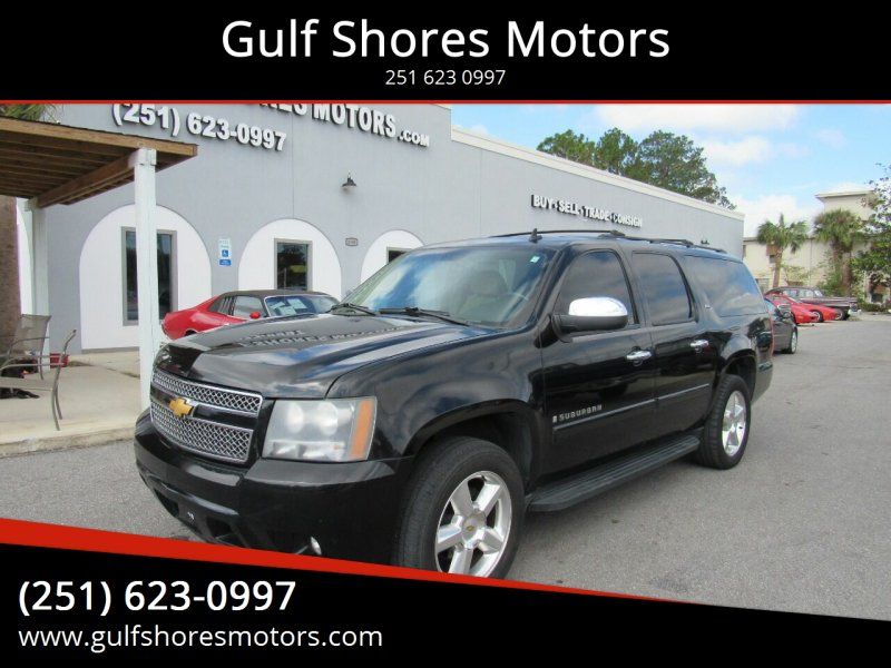 2008 Chevrolet Suburban for sale at Gulf Shores Motors in Gulf Shores AL