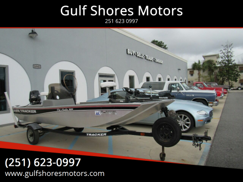 2011 Tracker PRO ANGLER 16 for sale at Gulf Shores Motors in Gulf Shores AL