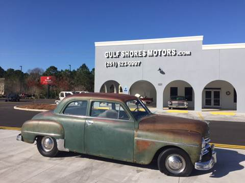 plymouth deluxe for sale in austin tx carsforsale 1950s Plymouth Cars 1950 plymouth deluxe for sale in gulf shores al