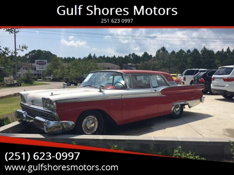 1959 Ford Galaxie 500 for sale in Gulf Shores, AL