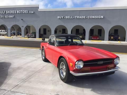 1971 Triumph TR6 for sale in Gulf Shores, AL