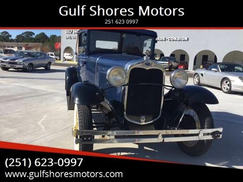 1930 Ford Model A for sale in Gulf Shores, AL