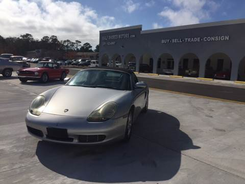 2002 Porsche Boxster for sale in Gulf Shores, AL