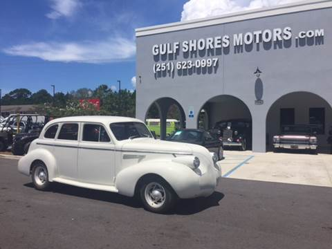 1939 Buick 40 Special for sale in Gulf Shores, AL