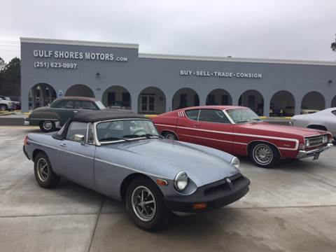 1974 MG Midget for sale in Gulf Shores, AL