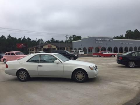 1995 Mercedes-Benz S-Class for sale in Gulf Shores, AL