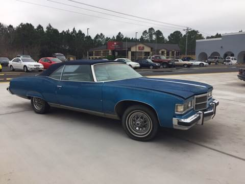 1975 Pontiac Grand Ville for sale in Gulf Shores, AL