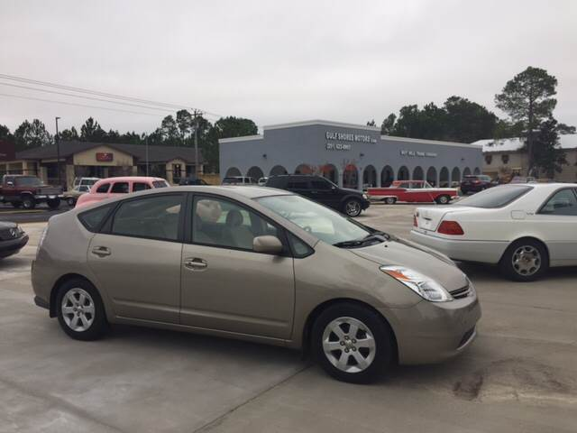 2005 Toyota Prius for sale at Gulf Shores Motors in Gulf Shores AL