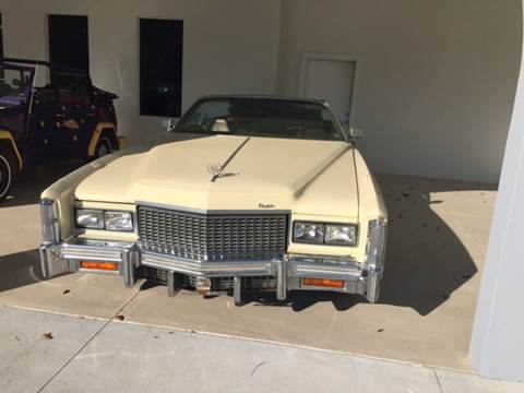 1976 Cadillac Eldorado for sale at Gulf Shores Motors in Gulf Shores AL