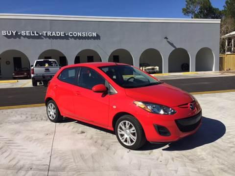 2011 Mazda MAZDA2 for sale at Gulf Shores Motors in Gulf Shores AL