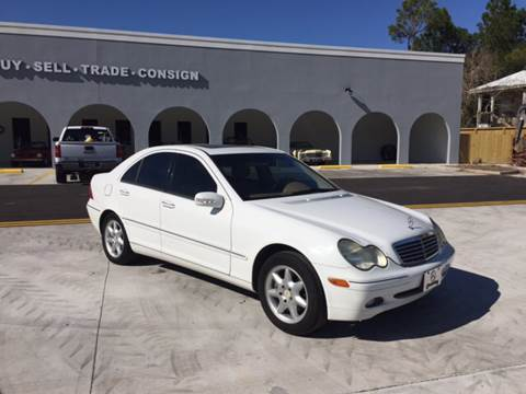 2001 Mercedes-Benz C-Class for sale at Gulf Shores Motors in Gulf Shores AL