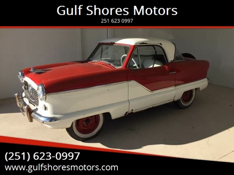 1959 Metropolitan Nash for sale at Gulf Shores Motors in Gulf Shores AL