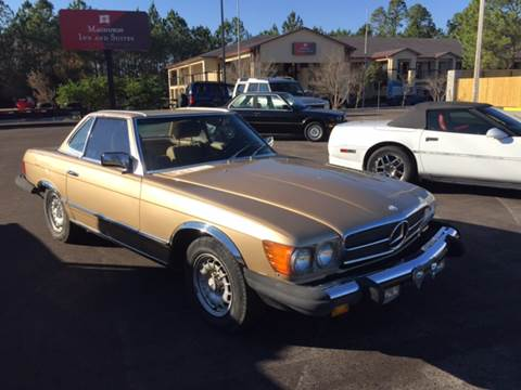 1982 Mercedes-Benz 380-Class for sale at Gulf Shores Motors in Gulf Shores AL