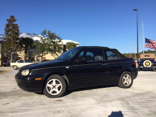 2002 Volkswagen Cabrio for sale at Gulf Shores Motors in Gulf Shores AL