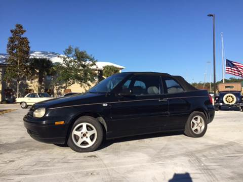 2002 Volkswagen Cabrio for sale in Gulf Shores, AL