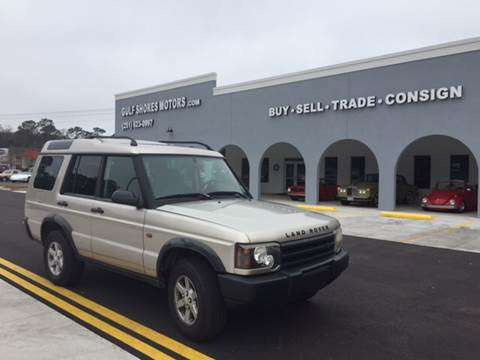 2003 Land Rover Discovery for sale in Gulf Shores, AL