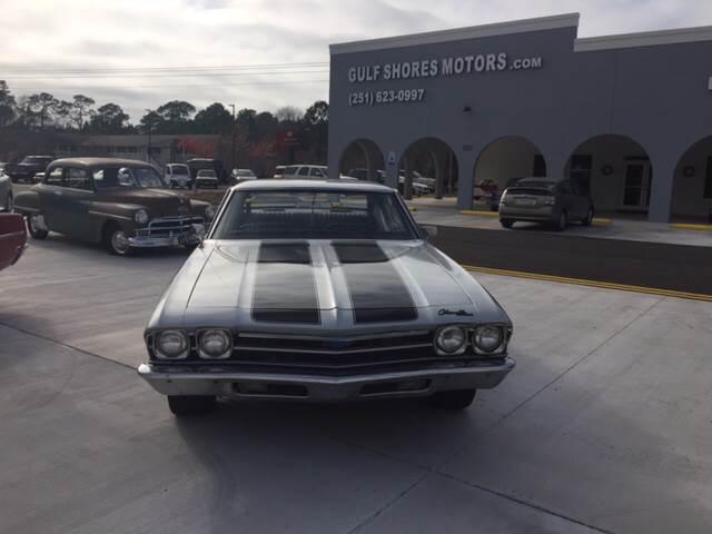 1968 Chevrolet Chevette for sale at Gulf Shores Motors in Gulf Shores AL