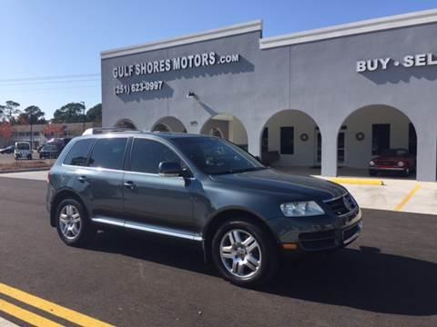 2004 Volkswagen Touareg for sale in Gulf Shores, AL