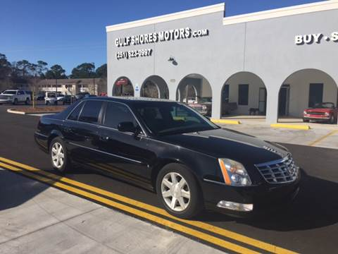 2006 Cadillac DTS for sale in Gulf Shores, AL