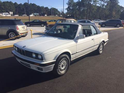 1992 BMW 3 Series For Sale  Carsforsalecom