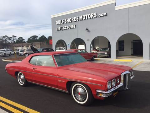 1970 Pontiac Catalina for sale at Gulf Shores Motors in Gulf Shores AL